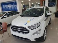 Cần bán xe Ford EcoSport Titanium 1.5L sản xuất năm 2019, màu trắng, giá tốt
