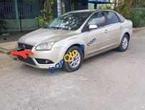 Bán Ford Focus sản xuất 2007, màu vàng