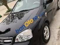 Cần bán Daewoo Lacetti năm 2007, màu đen số sàn
