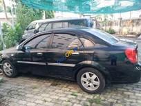 Cần bán xe Daewoo Lacetti năm sản xuất 2005, màu đen, xe nhập, đường rất êm