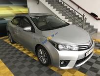 Bán Toyota Corolla altis 1.8G năm 2014, màu bạc số sàn, giá chỉ 528 triệu