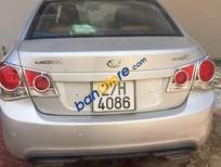 Cần bán xe Daewoo Lacetti năm sản xuất 2009, màu bạc, nhập khẩu