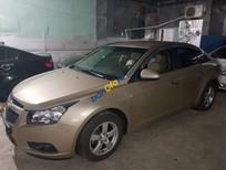 Bán Chevrolet Cruze năm sản xuất 2011, màu vàng, nhập khẩu nguyên chiếc