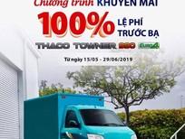 Bán xe Towner 990 tải trọng 1 tấn tại Long An 2021