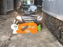 Cần bán Daewoo Gentra MT năm sản xuất 2011, màu đen, xe nhập
