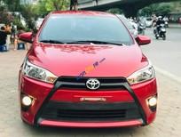 Cần bán xe Toyota Yaris E CVT sản xuất năm 2015, màu đỏ
