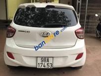 Bán Hyundai Grand i10 năm 2014, màu trắng, xe nhập chính chủ