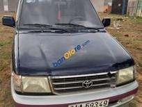 Cần bán lại xe Toyota Zace GL năm 2001 chính chủ