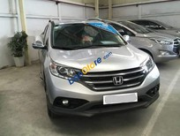 Cần bán gấp Honda CR V sản xuất 2013, màu bạc, nhập khẩu
