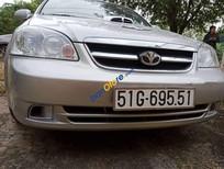 Bán Daewoo Lacetti năm 2011, màu bạc, nhập khẩu nguyên chiếc xe gia đình