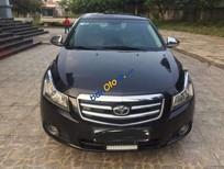 Cần bán Daewoo Lacetti CDX AT sản xuất năm 2009, màu đen, nhập khẩu