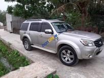 Cần bán xe Ford Everest MT năm 2010, bảo dưỡng định kỳ thường xuyên