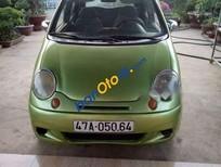 Cần bán gấp Daewoo Matiz sản xuất năm 2007, xe nhập