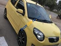 Bán ô tô Kia Morning năm sản xuất 2011, màu vàng