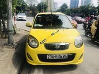 Bán ô tô Kia Morning SLX 1.0AT sản xuất 2010, màu vàng, nhập khẩu nguyên chiếc chính chủ, giá 280tr