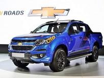 Bán Chevrolet Colorado 2.5 MT 4x2 sản xuất năm 2019, màu xanh lam, nhập khẩu, 624 triệu
