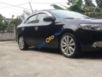 Bán Kia Forte sản xuất 2011, màu đen, nhập khẩu nguyên chiếc số sàn, giá chỉ 335 triệu