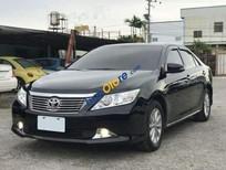 Cần bán lại xe Toyota Camry năm 2012, màu đen