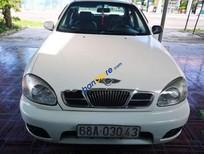 Bán ô tô Daewoo Lanos sản xuất 2001, màu trắng, nhập khẩu
