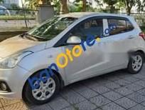 Bán ô tô Hyundai Grand i10 năm sản xuất 2015, màu bạc, nhập khẩu, giá chỉ 255 triệu