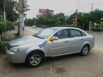 Bán xe Daewoo Lacetti sản xuất năm 2008, màu bạc, xe nhập