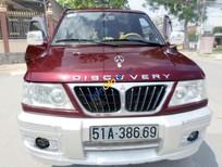 Cần bán gấp Mitsubishi Jolie SS năm 2004, màu đỏ, xe nhập