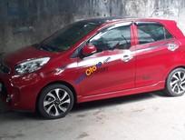 Bán Kia Morning Si AT sản xuất 2016, màu đỏ như mới, 350 triệu
