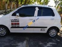 Bán Chevrolet Spark sản xuất năm 2011, màu trắng
