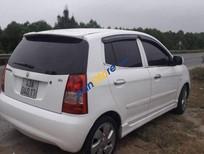 Bán ô tô Kia Morning sản xuất năm 2004, màu trắng, nhập khẩu chính chủ giá cạnh tranh