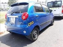 Cần bán Chevrolet Spark Van sản xuất 2014, màu xanh lam
