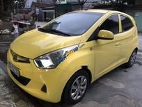 Cần bán gấp Hyundai Eon sản xuất 2012, màu vàng, nhập khẩu nguyên chiếc