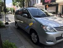 Cần bán lại xe Toyota Innova AT năm 2010, màu bạc, giá tốt
