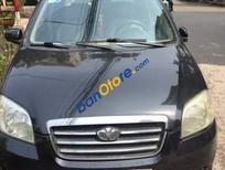 Cần bán lại xe Daewoo Gentra năm sản xuất 2007, màu đen, giá chỉ 140 triệu