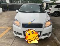 Bán xe Chevrolet Aveo LT 1.5 MT sản xuất 2018, màu trắng số sàn