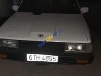 Bán Toyota Camry sản xuất 1983, màu trắng, nhập khẩu