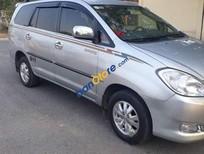 Cần bán lại xe Toyota Innova năm 2009, màu bạc, xe nhập