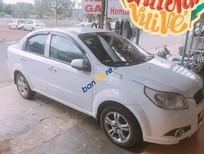 Cần bán Chevrolet Aveo 1.5MT năm 2014, màu trắng, giá chỉ 260 triệu