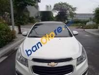 Cần bán lại xe Chevrolet Cruze 1.6MT đời 2016, màu trắng, xe biển thành phố