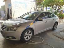 Cần bán xe Daewoo Lacetti 2010, màu bạc, bản full, cửa nóc, không đâm đụng