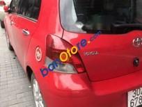 Bán xe Toyota Yaris 2010, màu đỏ, đăng kiểm đến T1/2020