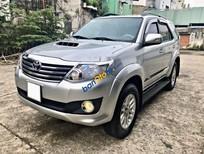 Cần bán lại xe Toyota Fortuner sản xuất năm 2014, màu bạc, giá tốt