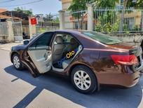 Cần bán xe Toyota Camry 2.4G năm 2007, màu nâu ít sử dụng
