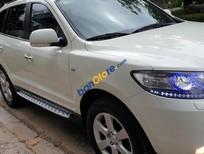 Cần bán Hyundai Santa Fe SLX 2.0 AT 4×2 năm sản xuất 2009, màu trắng, nhập khẩu, 625 triệu