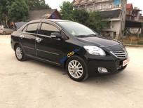 Cần bán lại xe Toyota Vios sản xuất năm 2010, màu đen, giá tốt