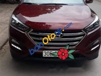 Bán ô tô Hyundai Tucson 2.0L năm 2016, màu đỏ, nhập khẩu Hàn Quốc, sử dụng kỹ