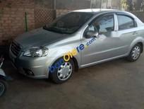 Chính chủ bán xe Daewoo Gentra 2009, màu bạc