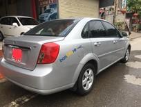 Bán Daewoo Lacetti EX năm sản xuất 2009, màu bạc, giá 205tr