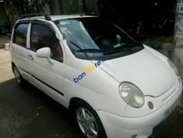 Bán xe Daewoo Matiz 2008, màu trắng, kính chỉnh điện, máy lạnh buốt