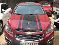 Bán xe Chevrolet Cruze sản xuất năm 2017, màu đỏ