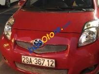 Bán Toyota Yaris sản xuất 2011, màu đỏ, mọi thứ còn hoạt động tốt